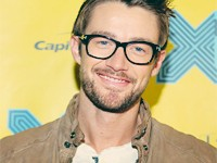 Robert Buckley: Premiere iZombie