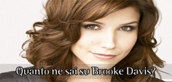 Brooke Davis Quiz